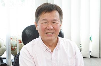 一般社団法人神奈川県サッカー協会 事務局長 内田 佳彦様